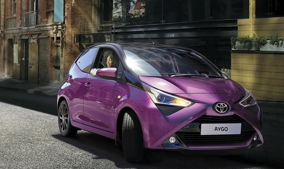 Toyota auto nuove 2019 suv, city car, co