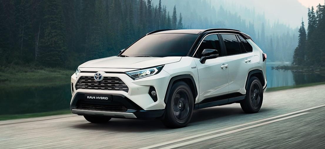 Toyota Rav4 Hybrid 2019 prezzi, modelli,