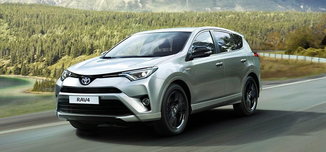 Toyota Rav4 2019, Toyota C-HR nuovi suv