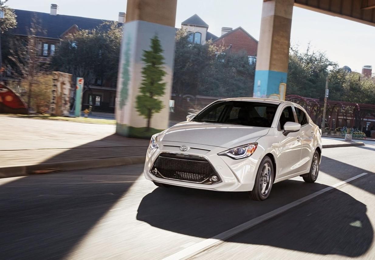 Toyota Yaris 2019 commenti ed opinioni s