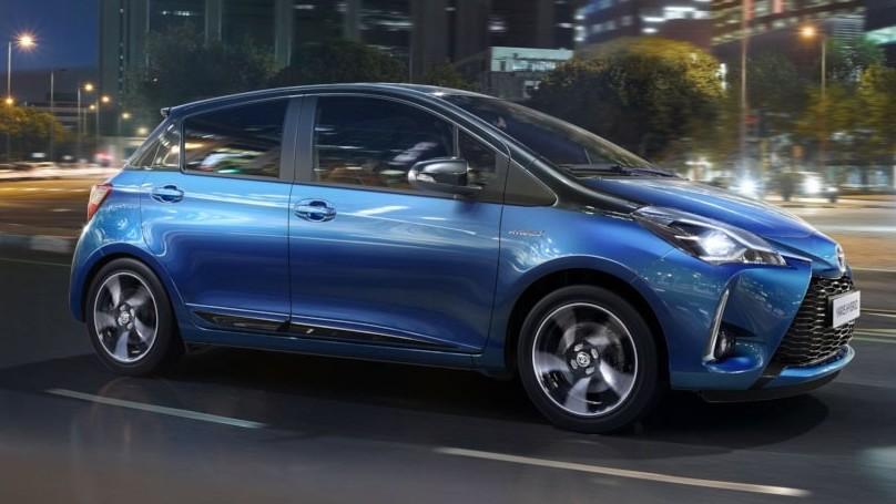Toyota Yaris 2019 prezzi, modelli, motor