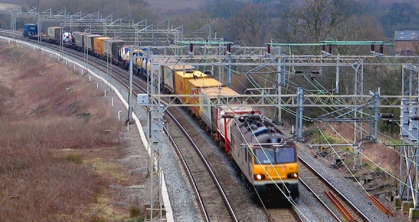 Treni merci veloci