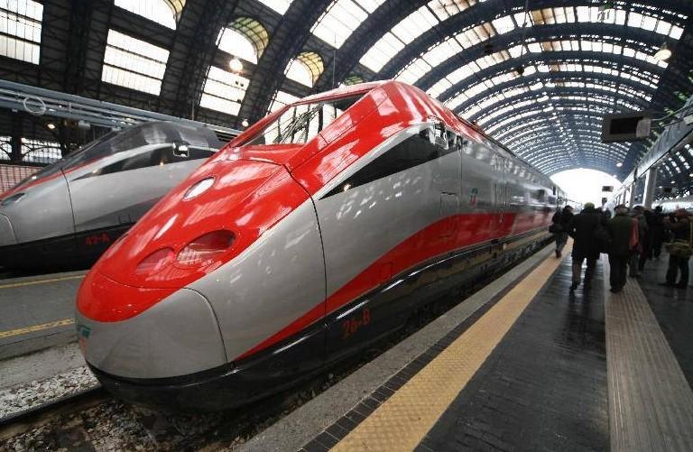 Trenitalia-Mytaxi accordo per usare tren