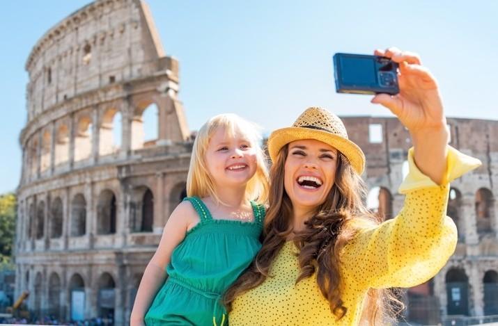 Turisti, in Italia cresciuta spesa del 5