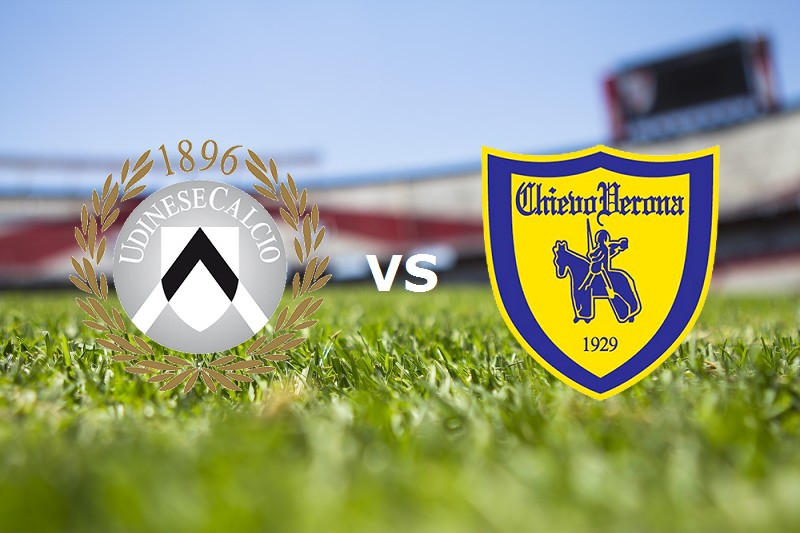 Udinese Chievo streaming gratis live sit
