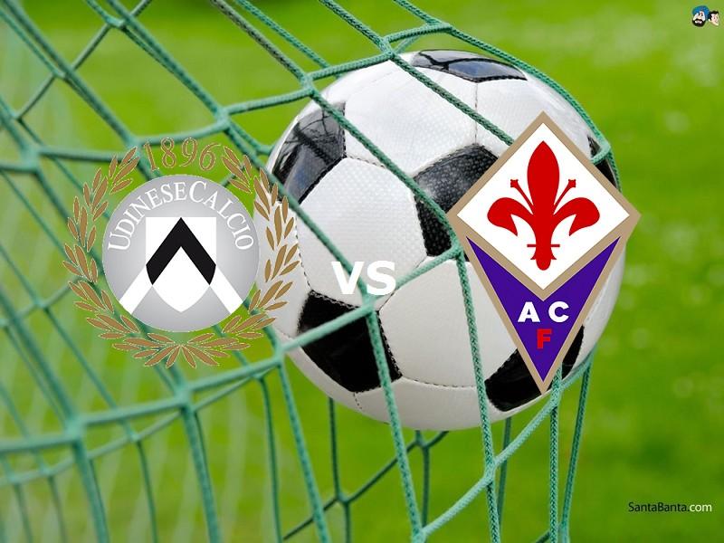 Udinese Fiorentina streaming. Dove veder