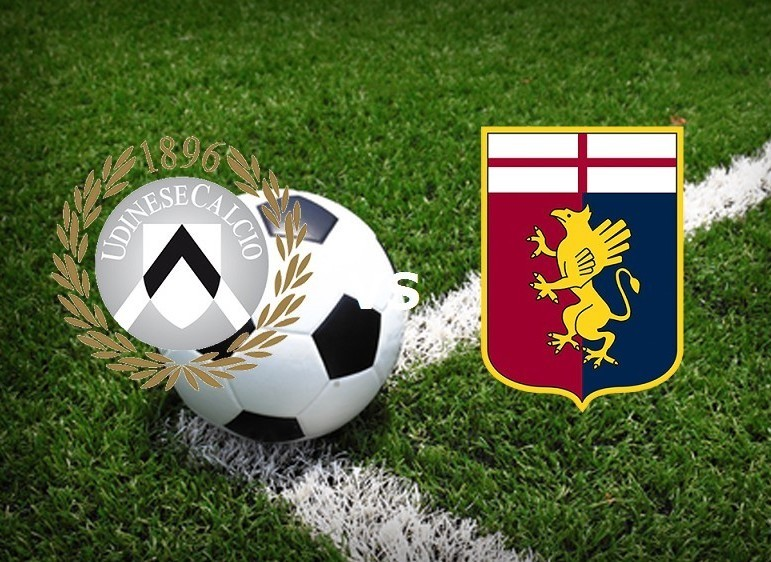 Udinese Genoa streaming live gratis. Ved