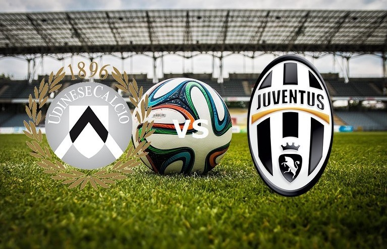 Udinese Juventus streaming. Vedere, come