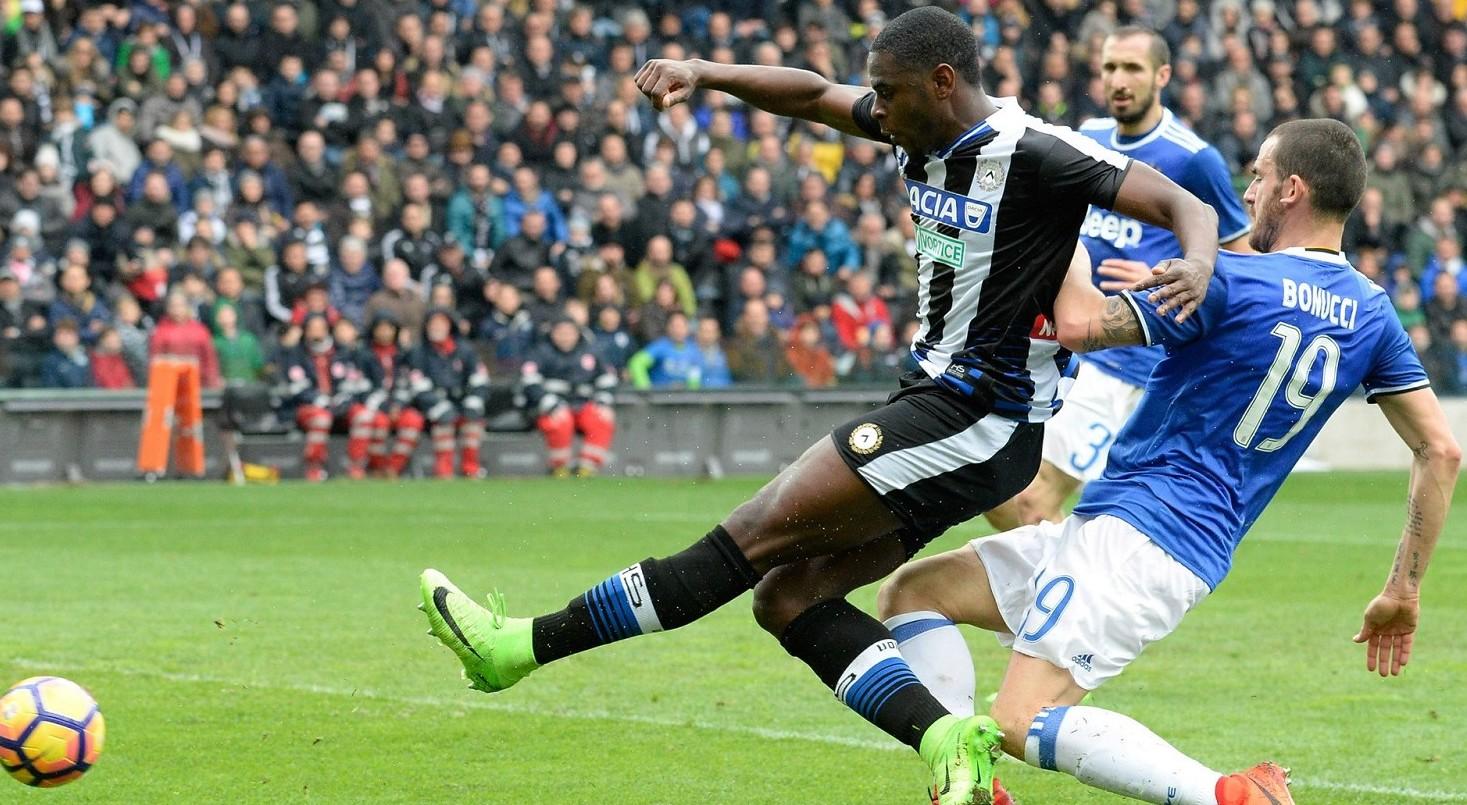 Udinese Juventus streaming oggi gratis d