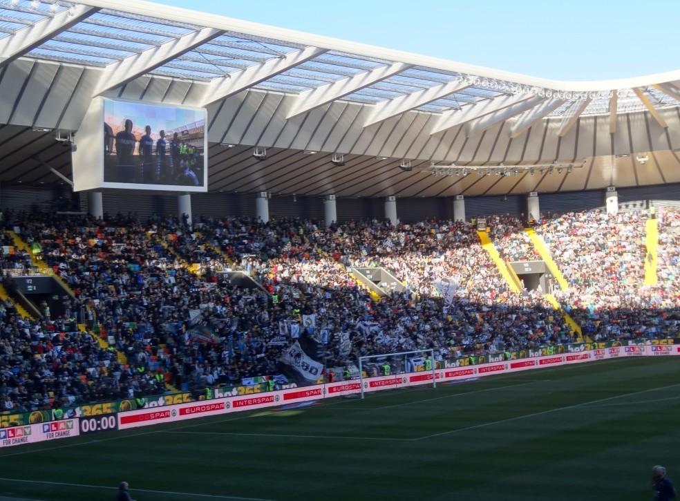 Udinese Juventus streaming gratis per ve