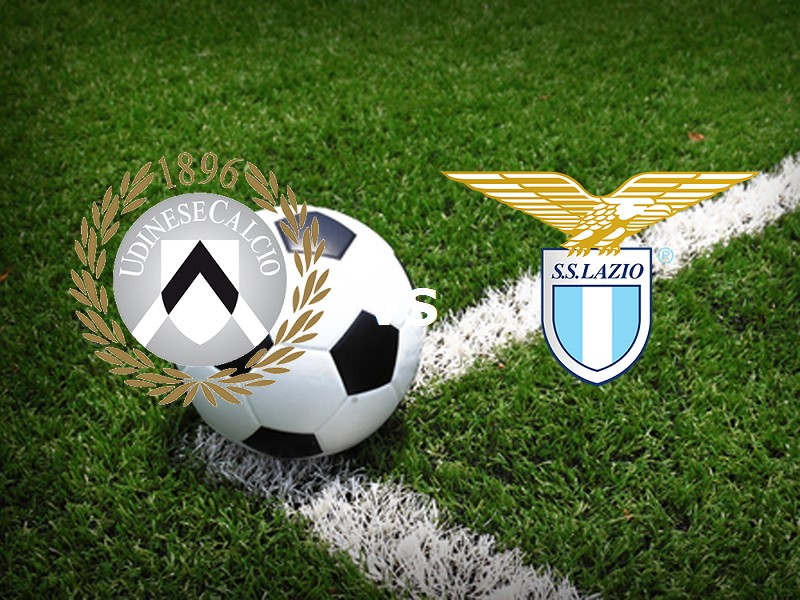 Udinese Lazio streaming gratis live. Ved