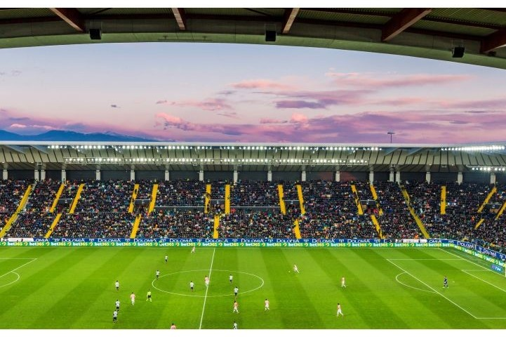 Udinese Milan streaming per vedere parti