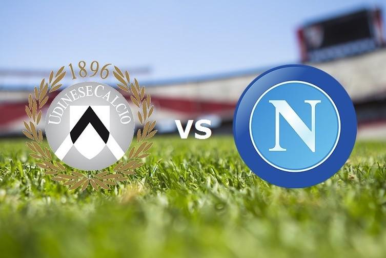 Udinese Napoli dove vederla oggi e orari