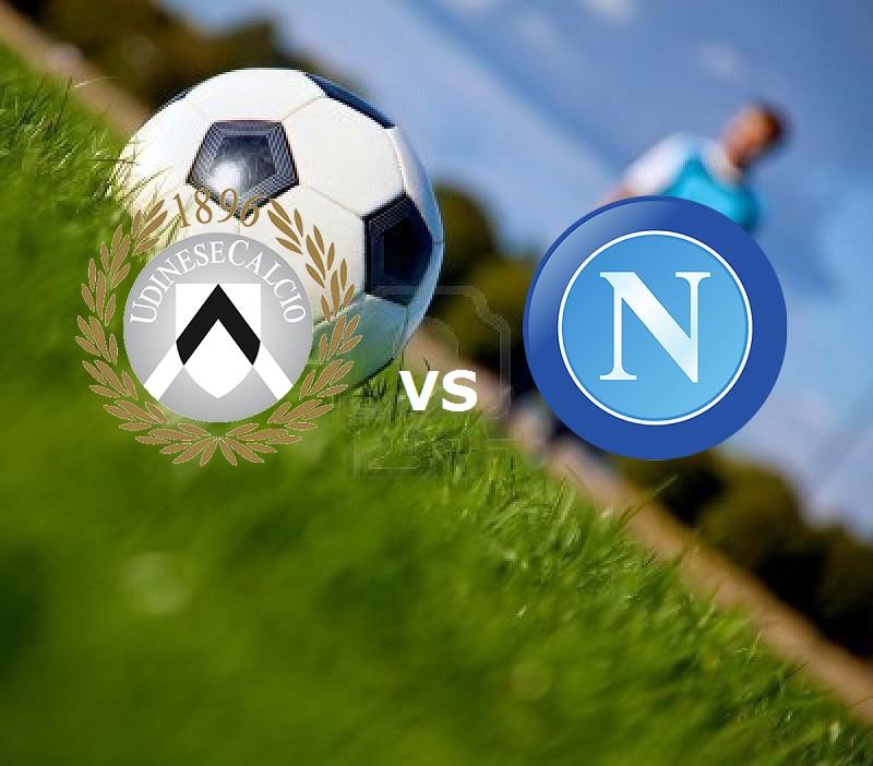 Udinese Napoli streaming live gratis mig
