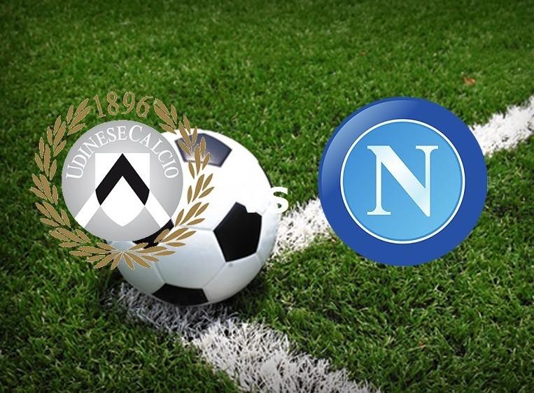 Udinese Napoli streaming gratis Vedere s
