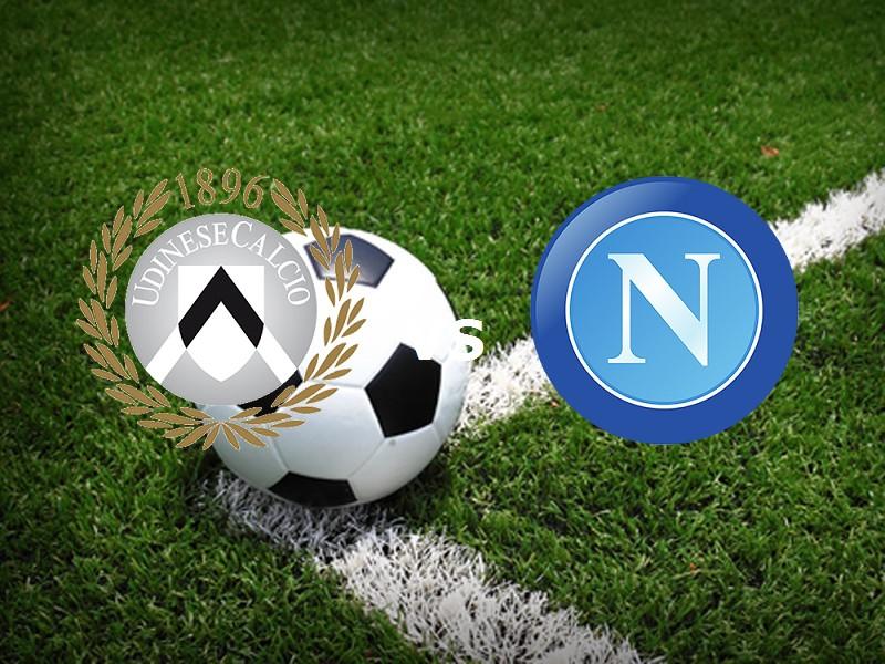 Udinese Napoli vedere gratis live dirett
