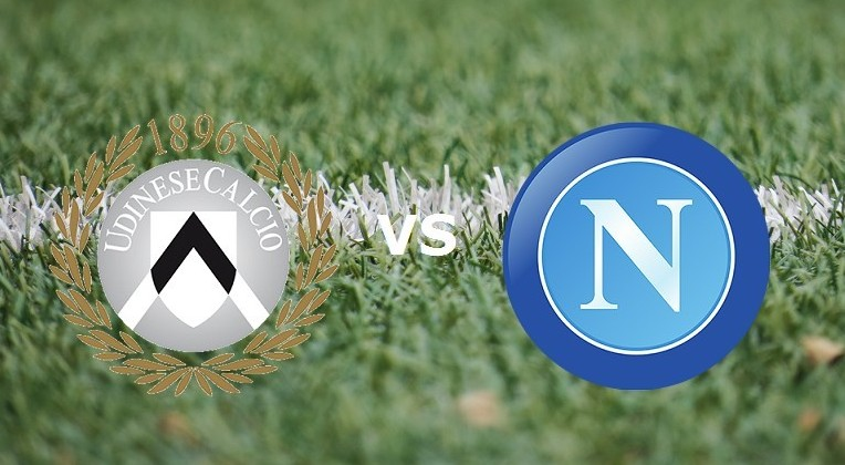 Udinese Napoli streaming gratis partita.