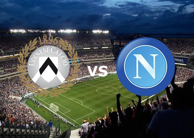 Udinese Napoli streaming gratis live per