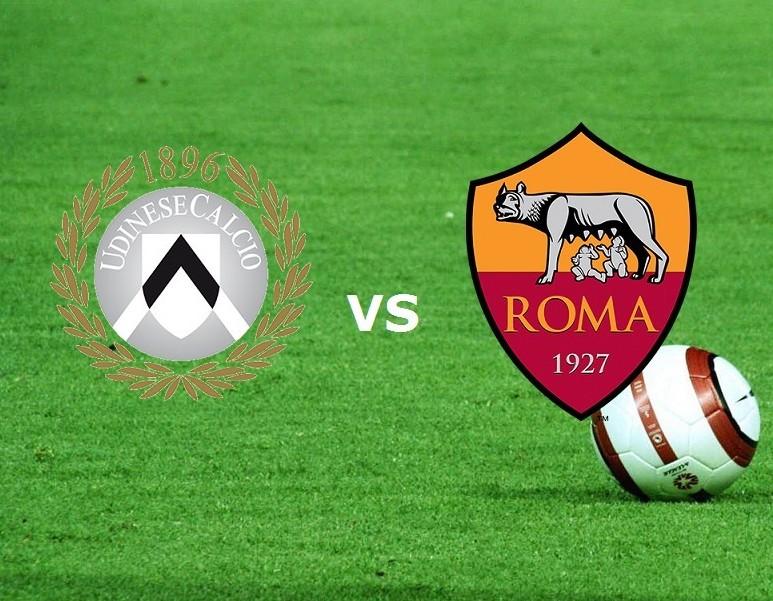 Udinese Roma streaming gratis adesso. Do