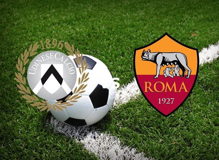 Udinese Roma streaming live gratis parti