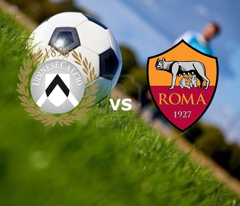 Udinese Roma streaming gratis live link,