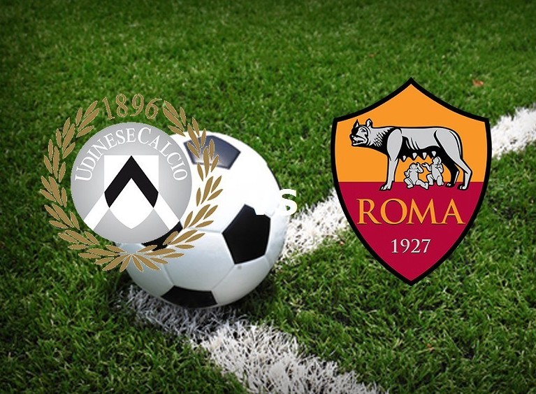 Udinese Roma streaming live gratis su si