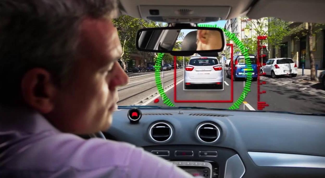 Un occhio in più per sicurezza auto con