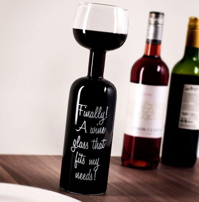Una bottiglia di vino come 10 sigarette