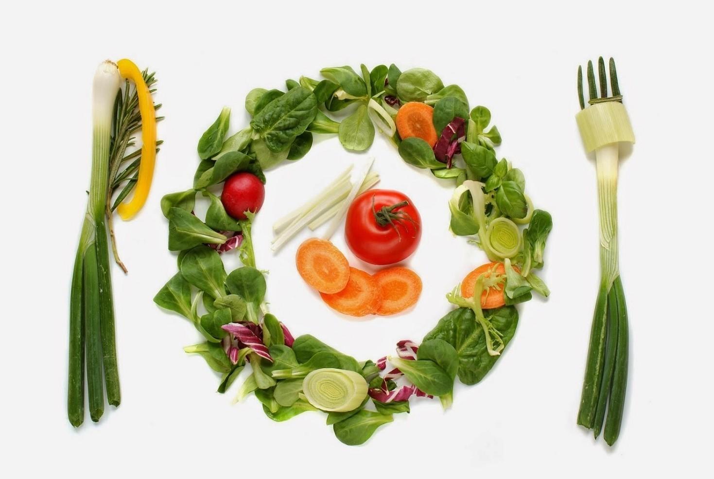 Vegani, differenti piatti vegetali sono