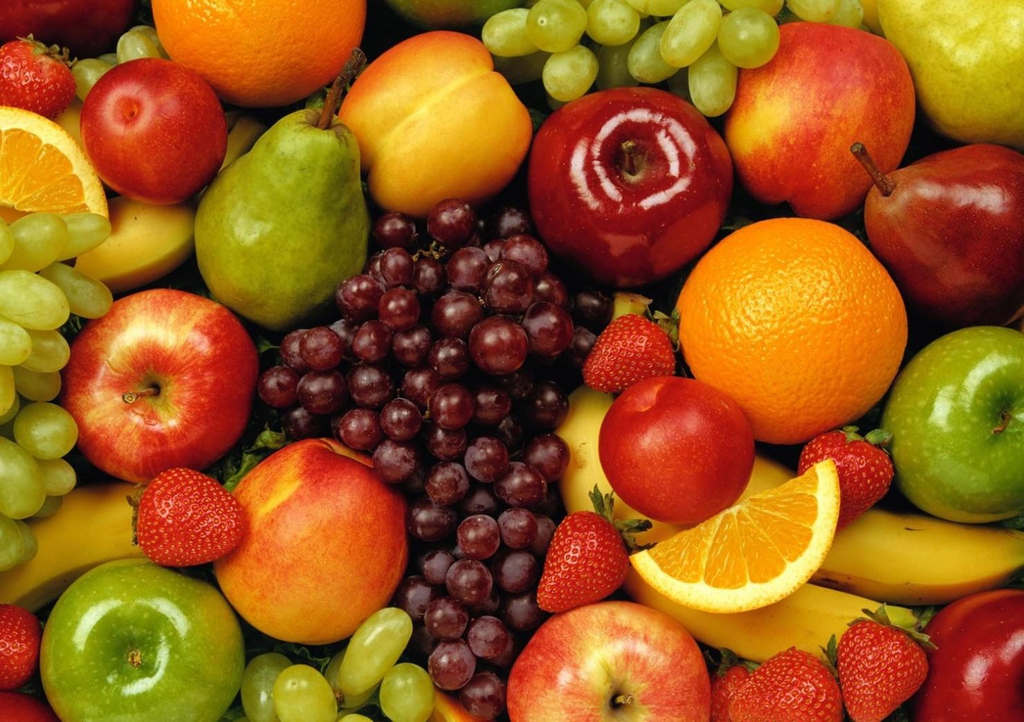 Verdura e frutta fresca tutta o quasi co