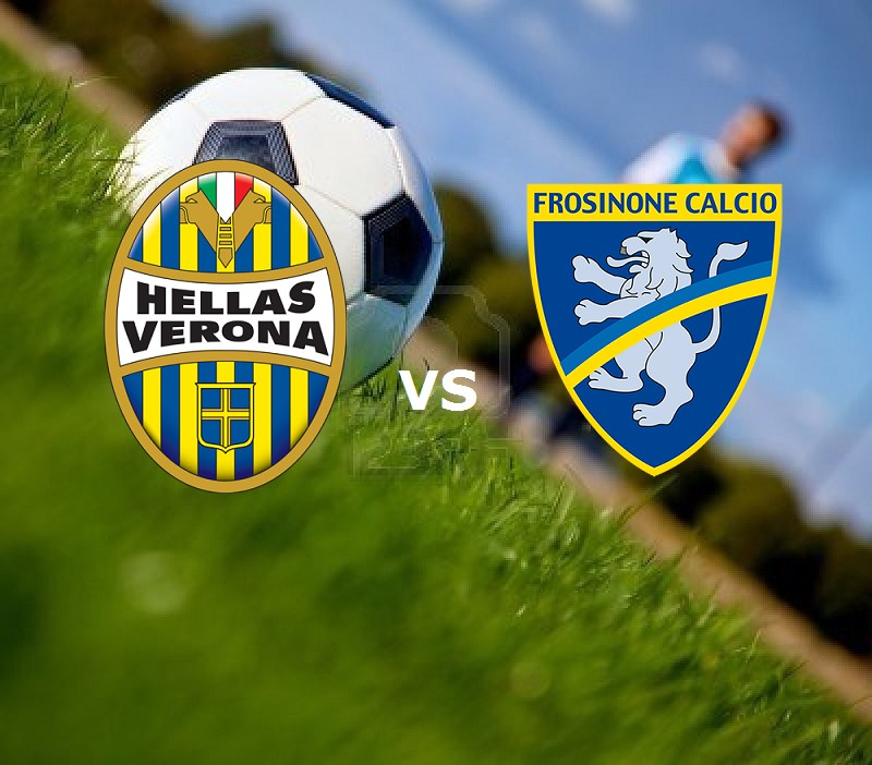 Verona Frosinone streaming gratis live l