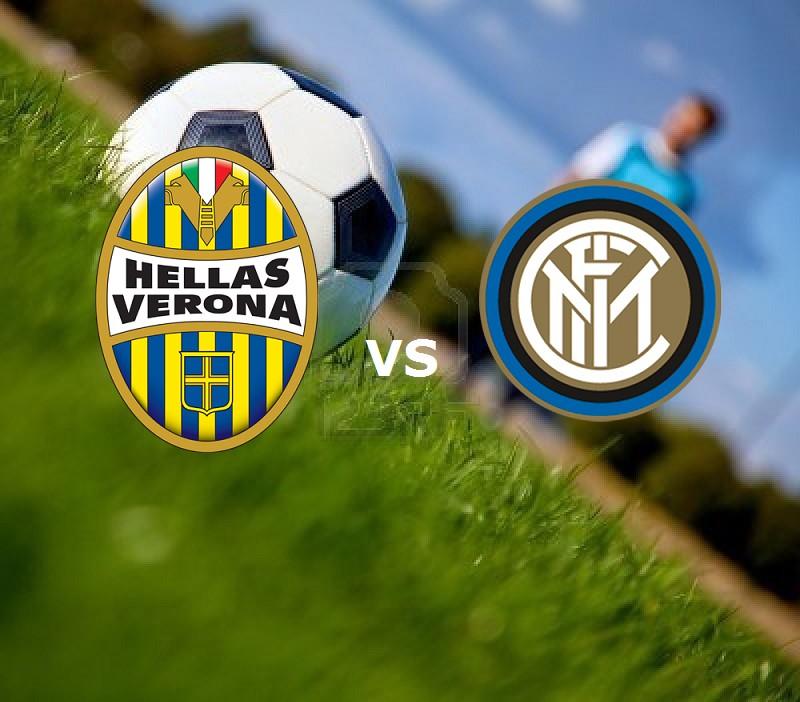 Verona Inter streaming live diretta grat