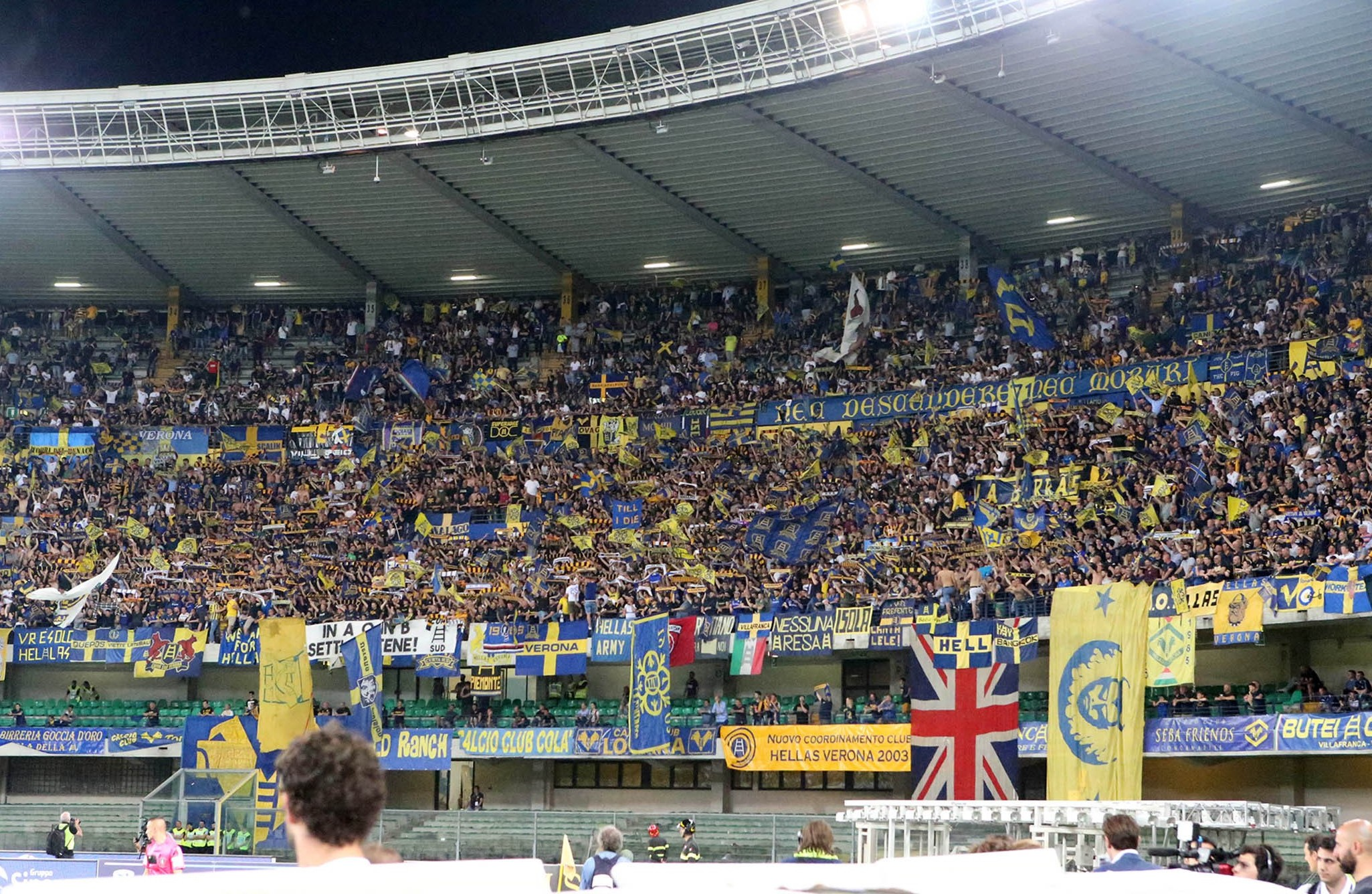 Verona Milan streaming gratis su siti st
