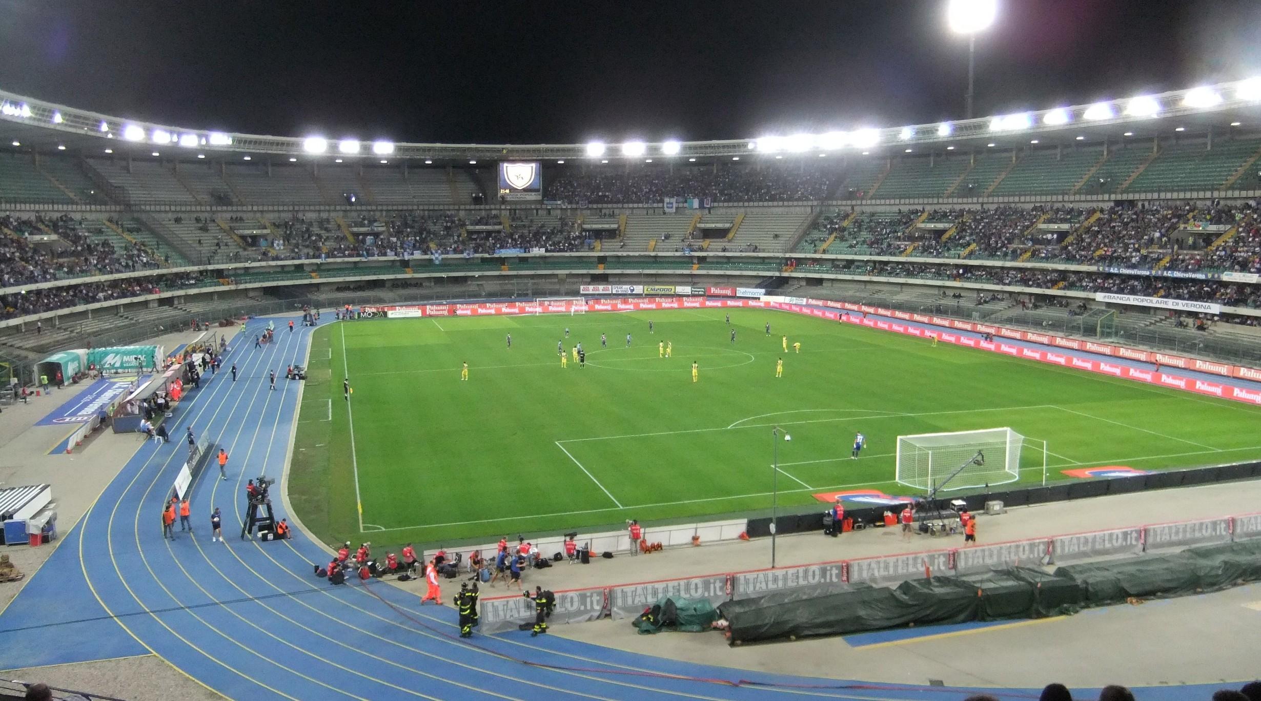 Verona Milan streaming gratis per vedere