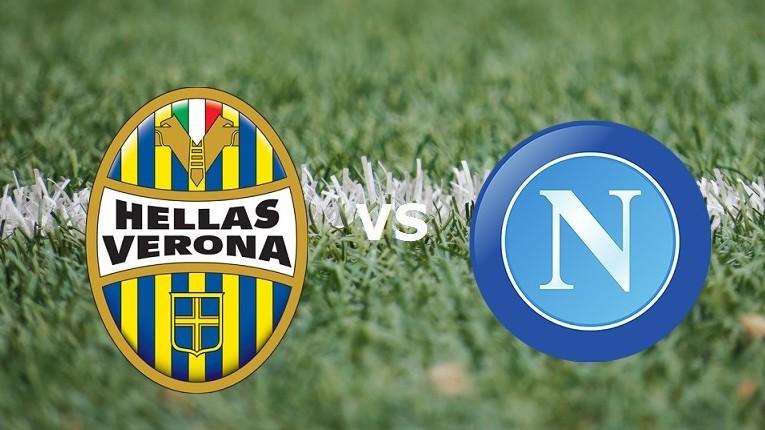 Verona Napoli streaming diretta gratis l