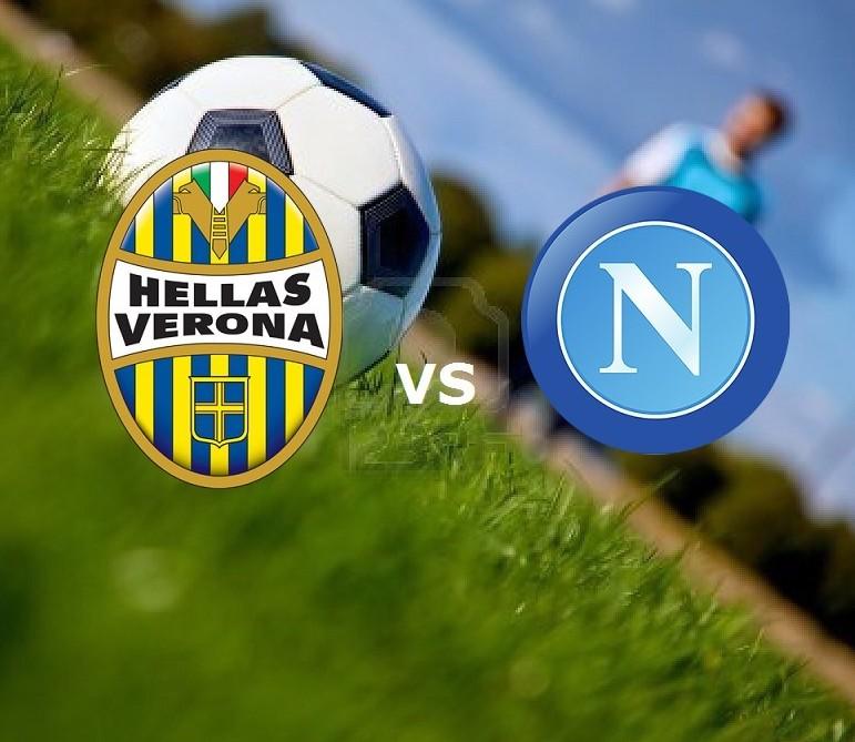 Verona Napoli streaming, vedere gratis l