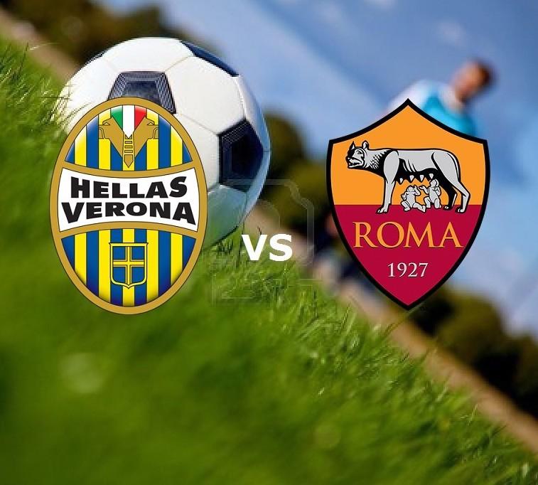 Verona Roma streaming live gratis dirett