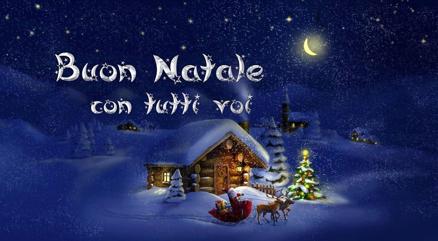 Foto Di Natale Con Auguri.Video Auguri Di Natale Da Inviare Su Facebook Messenger