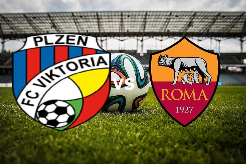 Viktoria Plzen Roma streaming live grati