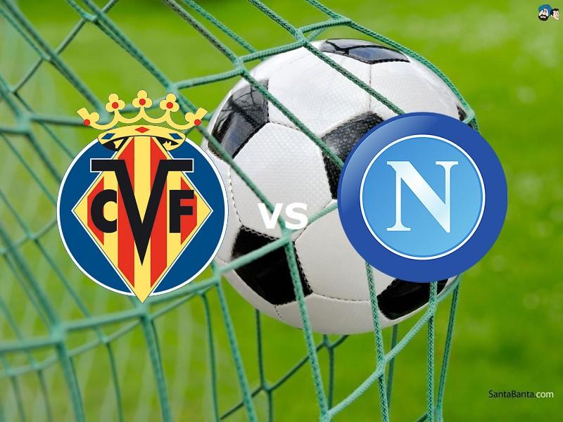 Villarreal Napoli streaming live gratis