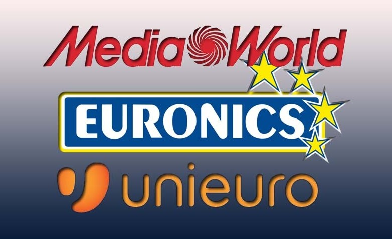 Volantino Mediaworld, Expert ed Unieuro