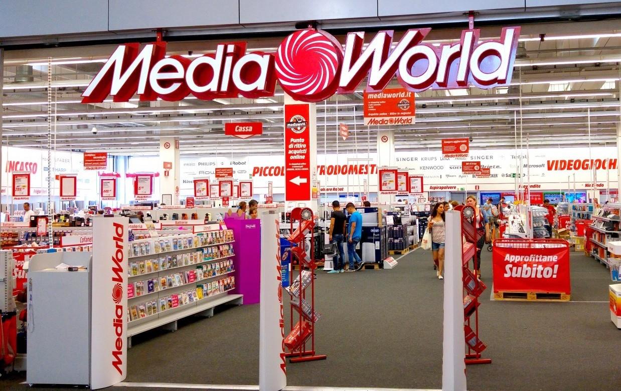 Volantino Mediaworld Ottobre offerte TV,