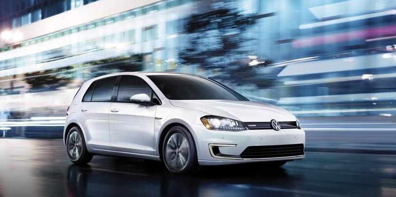 Volkswagen e-Golf successo senza precede