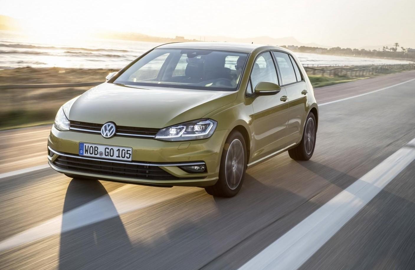 Volkswagen Golf 1.5 rivoluzione consumi