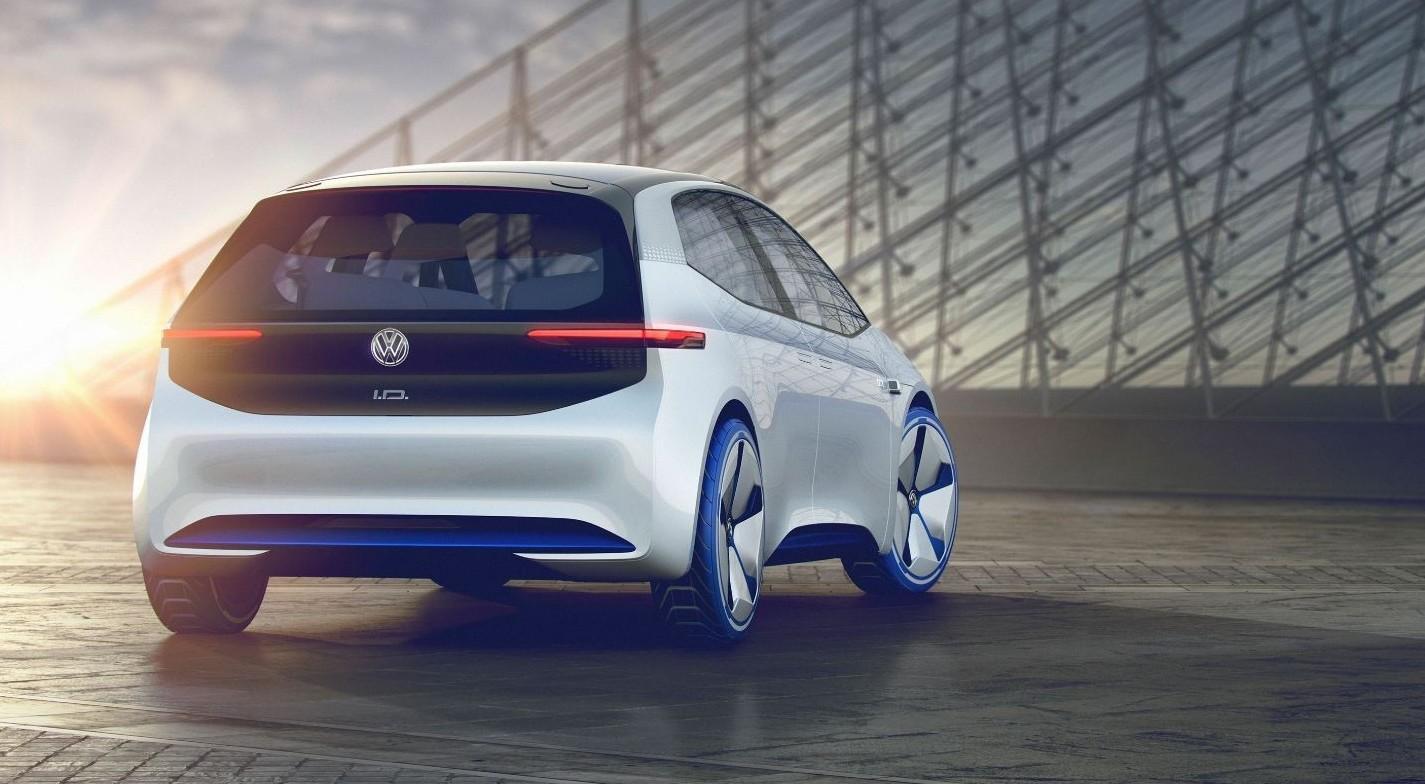 Volkswagen ID, al prezzo di una Golf 7 d