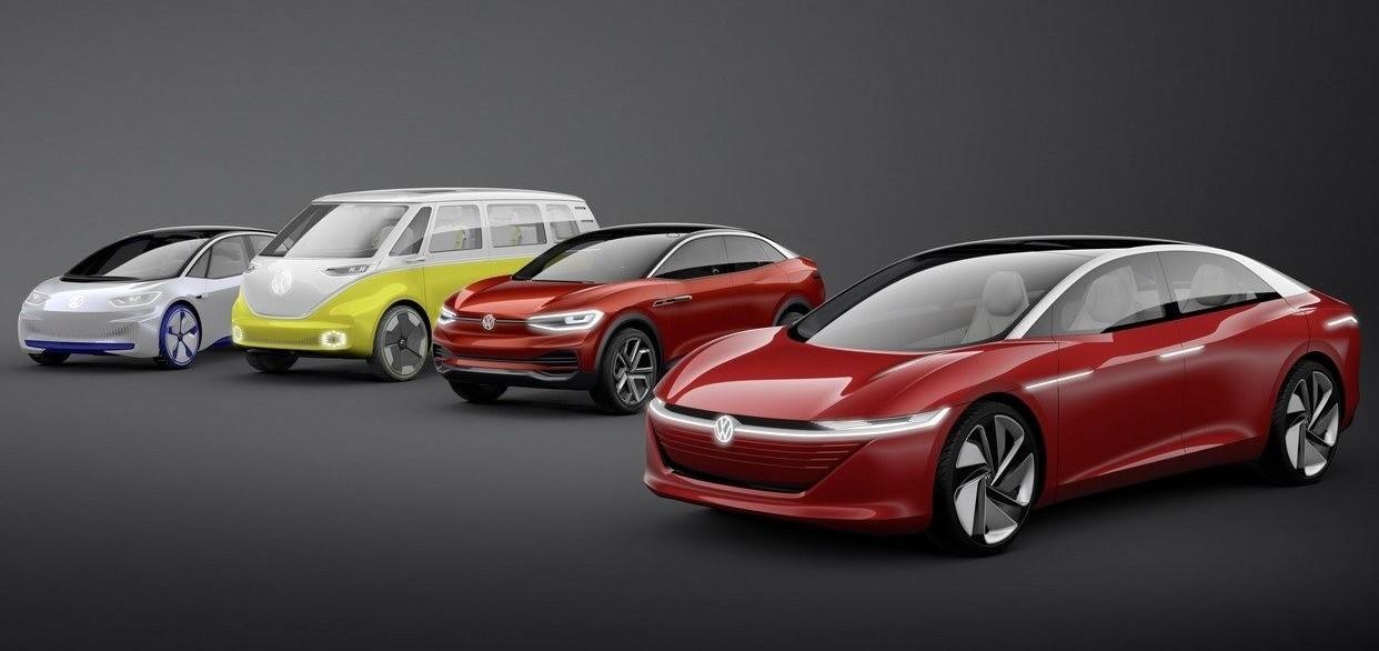 Volkswagen, strategia per le auto elettr