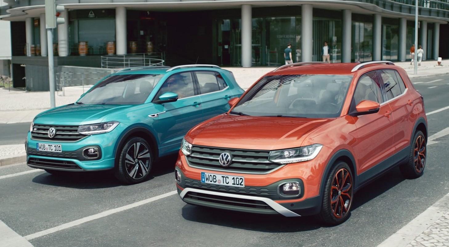 Volkswagen T-Cross recensioni e giudizi