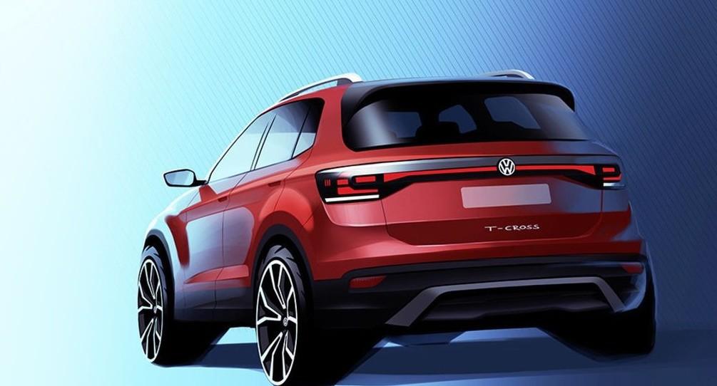 Volkswagen T-Cross, T-Roc, Tiguan nuovi