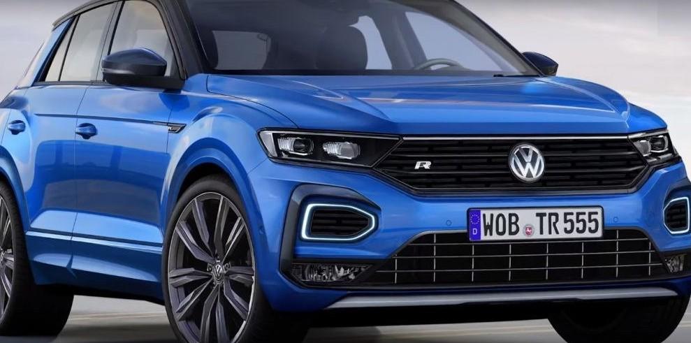 Volkswagen T-Roc 2019 recensioni e giudi