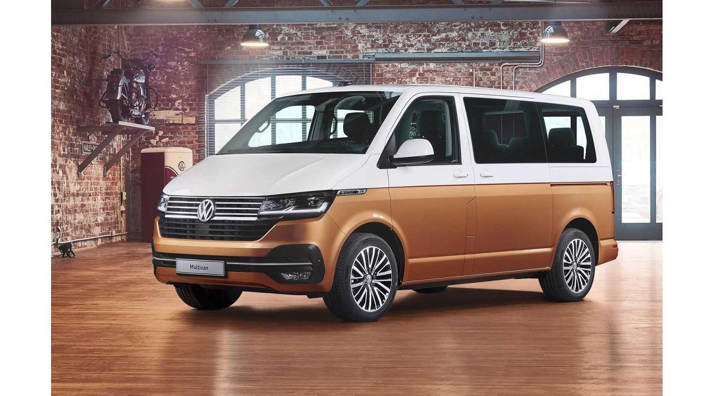 Volkswagen Transporter 6.1: caratteristi
